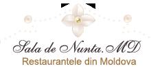 Restaurantele si sali de nunti din Moldova